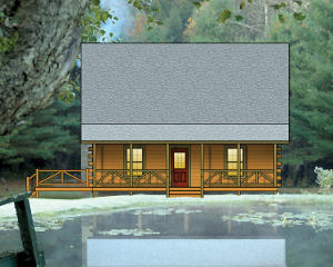 Cabin Plans & Cabin House Plans From Architectural House Plans