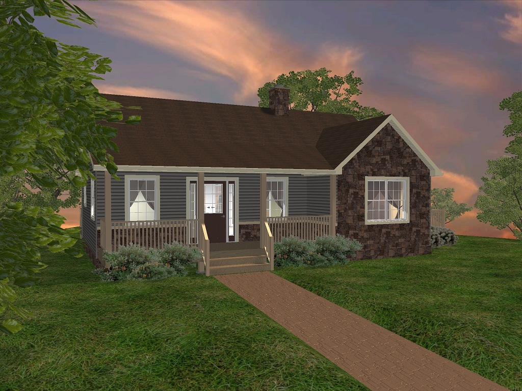 House Plan Small Home Design
