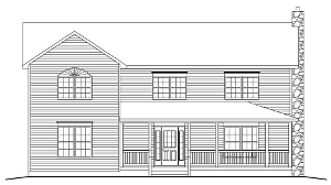 The Chattanooga Luxury Farm House Floorplan
