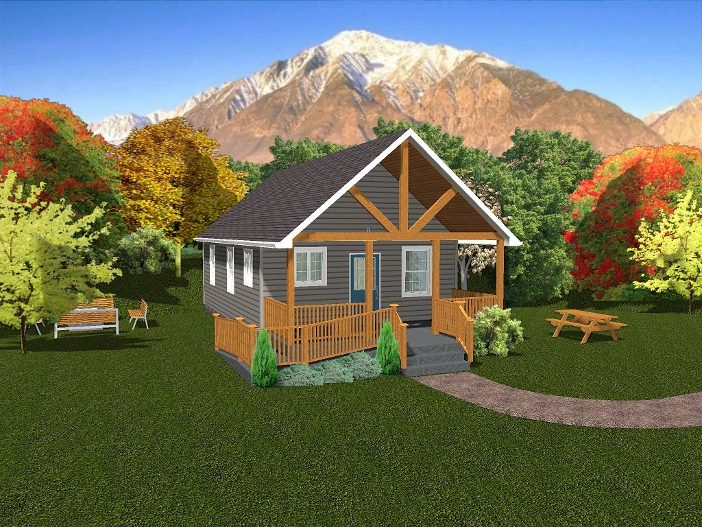 Wheelchair accessible tiny house plans enable your dream for Accessible house plans small